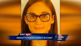 A Worcester man will on Wednesday be formally be charged with the murder of Vanessa Marcotte.Subscribe to WCVB on YouTube for more: http://bit.ly/2526UpSGet more Boston news: http://www.wcvb.comLike us: https://www.facebook.com/wcvb5Follow us: https://twitter.com/WCVBGoogle+: https://plus.google.com/+wcvb