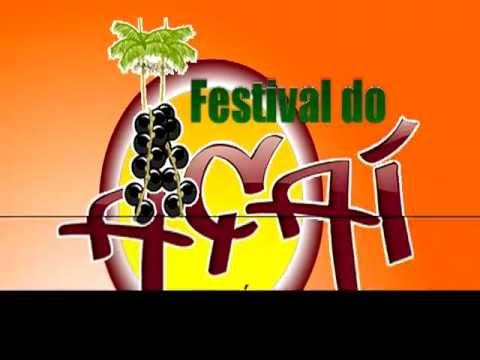 Banda Eva convida você para o Festival do Açaí 2013