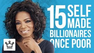 Video 15 Self Made Billionaires That Were Once Poor MP3, 3GP, MP4, WEBM, AVI, FLV Oktober 2018