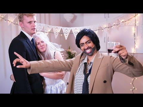 Types of People at Weddings