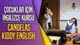Çocuklar için İngilizce Kursu - Candelas Kiddy English