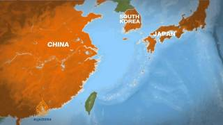 Tension over South Korea airspace expansion