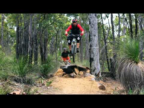 The Kalamunda Circuit (A trail riding mountain bike video by the RPM)