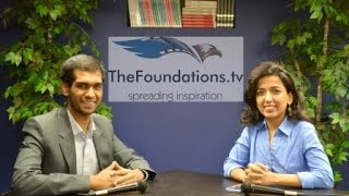 Akshat Shekhar talks to The Foundations TV