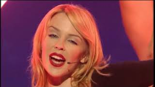 Kylie Minogue  - Slow (Live TOTP 2004)