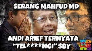 Video Rencana Menyudutkan Mahfud MD, Andi Arief Malah 'Me (nela) njangi' SBY MP3, 3GP, MP4, WEBM, AVI, FLV Januari 2019