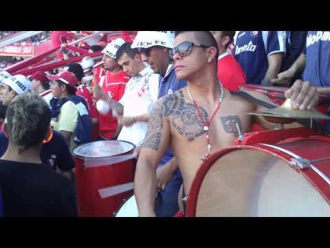 Vamo vamo vamo Independiente... vs Rosario Central - La Barra del Rojo - Independiente - Argentina - América del Sur