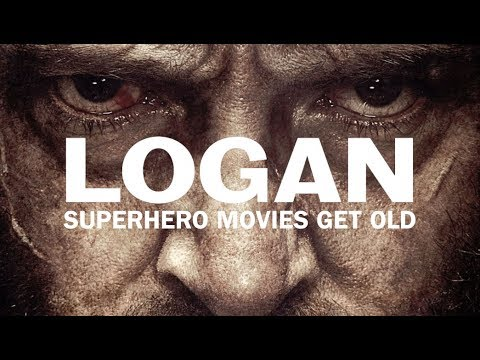 Logan: Superhero Movies Get Old (Nerdwriter)