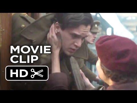 Testament Of Youth Movie CLIP - Goodbye (2015) - Kit Harington, Alicia Vikander War Movie HD