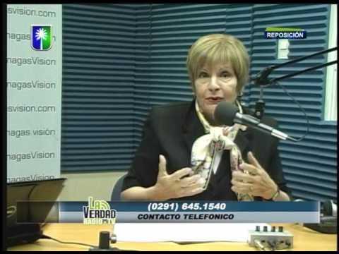 Cecilia Sosa Gomez en La Verdad Radio Tv