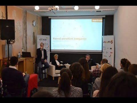 AmChamps 2018: Razvoj porodičnog biznisa - od preduzetnika do korporacije