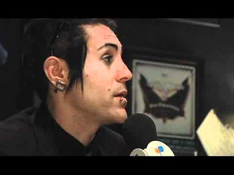 Davey Havok Tattoos on Davey Havok And Jade Puget Talk About Straight Edge     I Am Straight