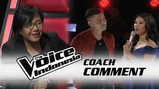 Ari Lasso Vs Judika Penyanyi Terbaik Janita | The Blind Audition Eps 5 | The Voice Indonesia 2016