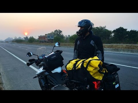Part 2 | MUMBAI to KOLKATA | Triumph TIGER