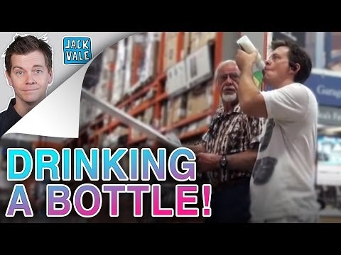 The Baby Bottle Prank
