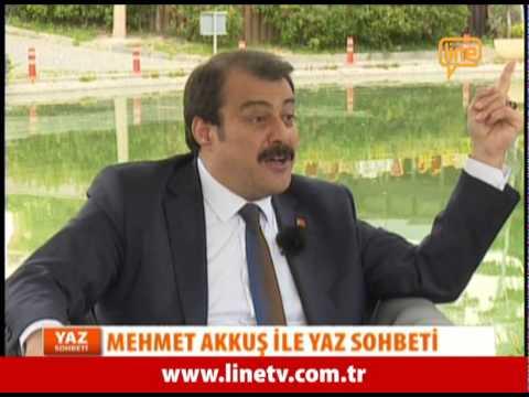 Yaz Sohbeti  -04 Temmuz 2015-  Mehmet Akkuş