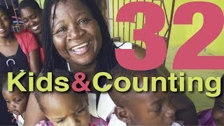 Amazing Woman Raises 32 Orphans On Her Own