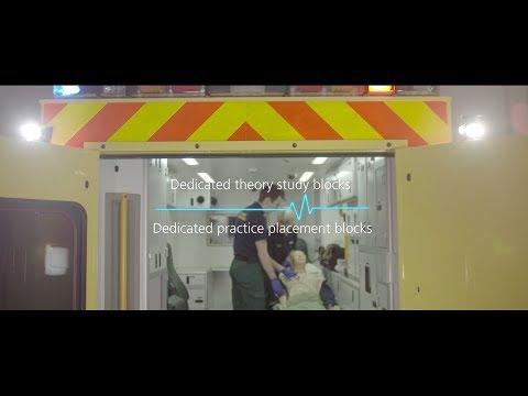 Study Paramedic Science BSc at Liverpool John Moores University