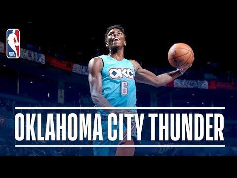 Video: Best of the Oklahoma City Thunder | 2018-19 NBA Season