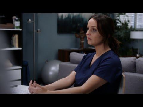 Saying Goodbye to Alex - Grey's Anatomy