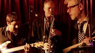 January 11, 2014 During a week long Jazz Festival Produced by WBGO, Matt WIlson, Ted Nash and Jesse Lewis came together at ZINC bar to play an energized freeform jazz set.Filmed and edited by Aric Gutnick