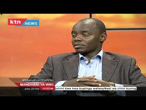 Madhari ya Wiki 1 Mei 2016 Uongozi wa Vijana