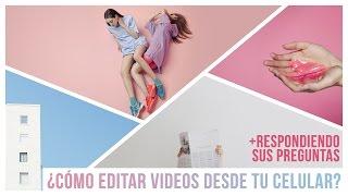 ¿CÓMO SE EDITA DESDE EL CELULAR CON POCKET VIDEO? + RESOLVIENDO SUS DUDAS  | Daily Vintage