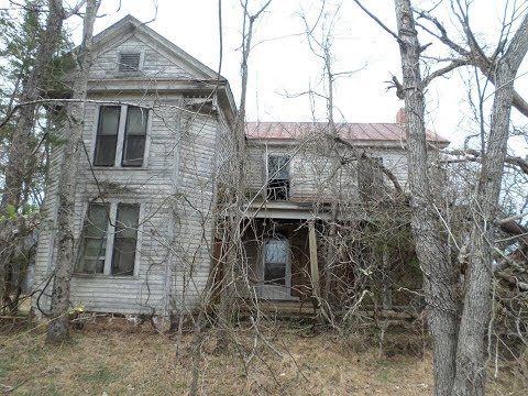 Haunted Abandoned Houses In Virginia
