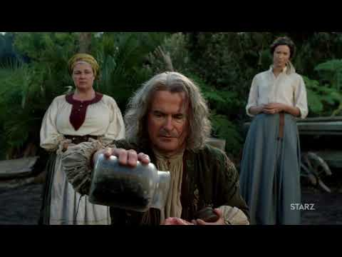 Outlander S03E11 ''' it's a good day to leave""