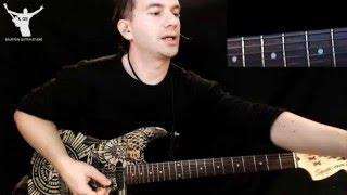 SGL : Warm-Up 2 – Technische en coördinatie oefening op gitaar (Gitaarles WU-002)