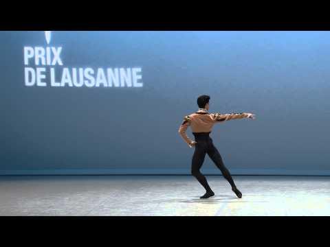Lorenz Garcia Syvert - 2015 Prix de Lausanne Finalist - Classical variation