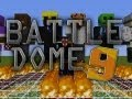 Minecraft: Battle-Dome 9 | A New Challenger Approaches | w/Mitch & Friends Part 2 - We're F#$%*D
