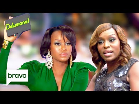 Quad Webb Being Messy For 13 Minutes Straight | Married to Medicine | Bravo