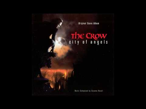 The Crow: City Of Angels (1996) Original Score Album - Full OST