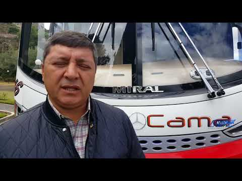 MIRAL IM9 GT MERCEDES BENZ O500 RS 1836 SAN CRISTOBAL #146