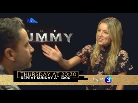 Top Billing meets the stars of The Mummy