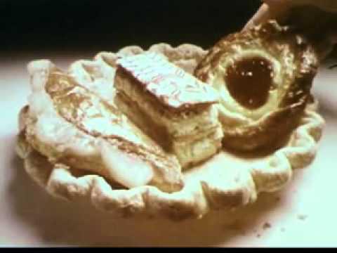 1960″s commercials Birds Eye   Danka Toaster Pastries,