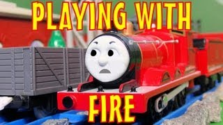 TOMICA Thomas & Friends Short 5: Playing With Fire