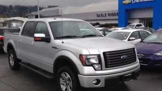 2011 Ford F-150 FX4 V8 for sale at Eagle Ridge GM in Coquitlam, BC
