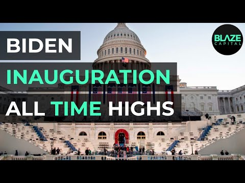 Stock Market Live - BIDEN INAUGURATION! STOCK MARKET NEW ALL TIME HIGHS! SPY, DOW, NASDAQ