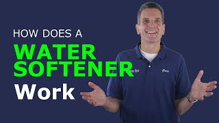 How does a Water Softener Work?