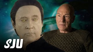 Star Trek: Picard Episode 1 Spoiler Review & Discussion | SJU by Clevver Movies