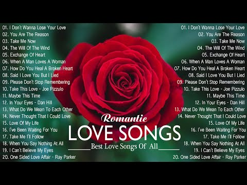 Most Old Beautiful Love Songs 80's 90's 💖 Best Romantic Love Songs Of 80's and 90's