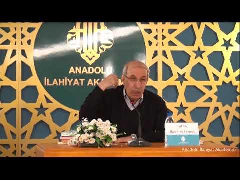 Prof. Dr. İbrahim SARMIŞ ile Seyyid Kutub Konulu Seminer