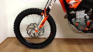 10. KTM 450 EXC 2008 MY SM & Enduro wheels