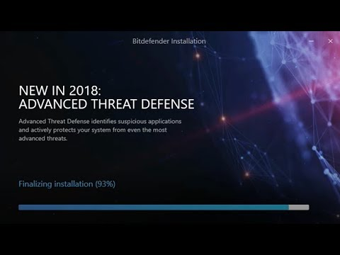 How to install Bitdefender 2018 on Windows