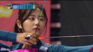 Video 【TVPP】 Tzuyu(TWICE) vs Irene(Red Velvet) - Match of archery goddesses @Idol Championship 2018 MP3, 3GP, MP4, WEBM, AVI, FLV Juli 2018