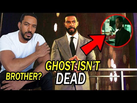 GHOST IS ALIVE! GHOST'S SECRET BROTHER REVEALED? - Power Book II