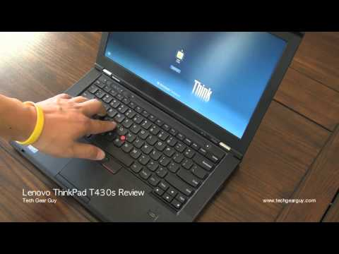 techgearguy - Here I talk about the new T430s from Lenovo. Core i7 2.9ghz 16gb RAM 500gb SDD 1600x900 LED Intel HD4000.