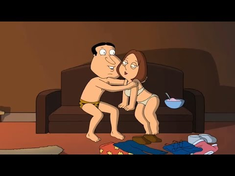 Family Guy - Sex Quagmire With Meg In The Cabin